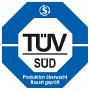 Certifikát TÜV SÜD