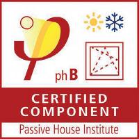 Certifikát PASSIVHAUS pro okno FAKRO FTT U8 Thermo