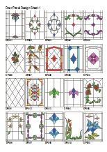Vzory vitráží