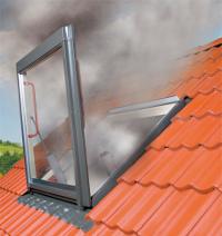 Okno pro odvod kouře FSP P1