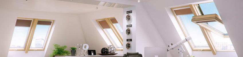 Kyvné super energeticky úsporné střešní okno