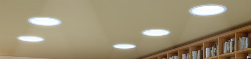 Charakteristika tubusových světlovodů