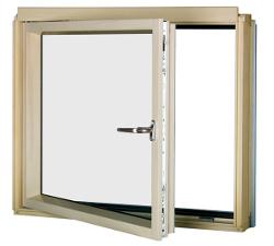 Okno pro fasádní sestavy
