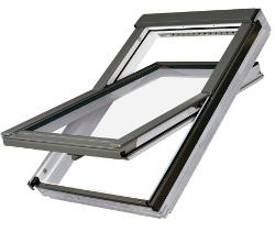 Kyvné okno se zvýšenou odolností proti vlhkosti