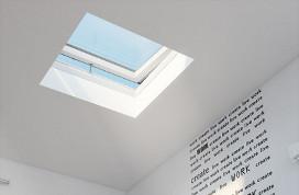 Výsledek obrázku pro oken do plochých střech FAKRO